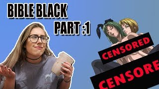 THE NURSE DID WHAT? || Bible Black Part:1