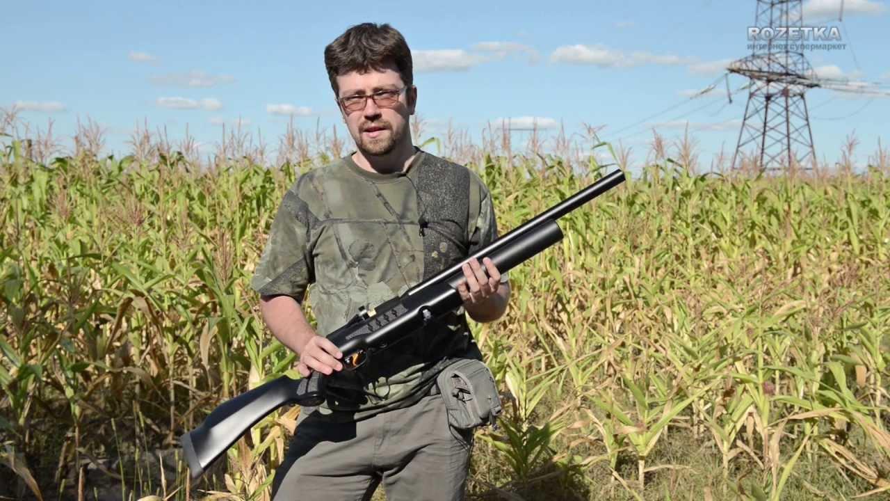схема рср винтовки кондор
