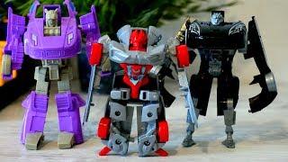 Машинки - Трансформеры. Игрушки. Видео для детей. Роботы - трансформеры