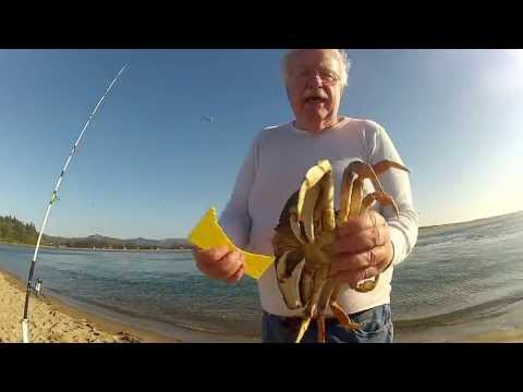 Crabbing in Lincoln City