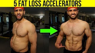 5 Fat Loss Plateau BUSTERS [ACCELERATE FAT LOSS]