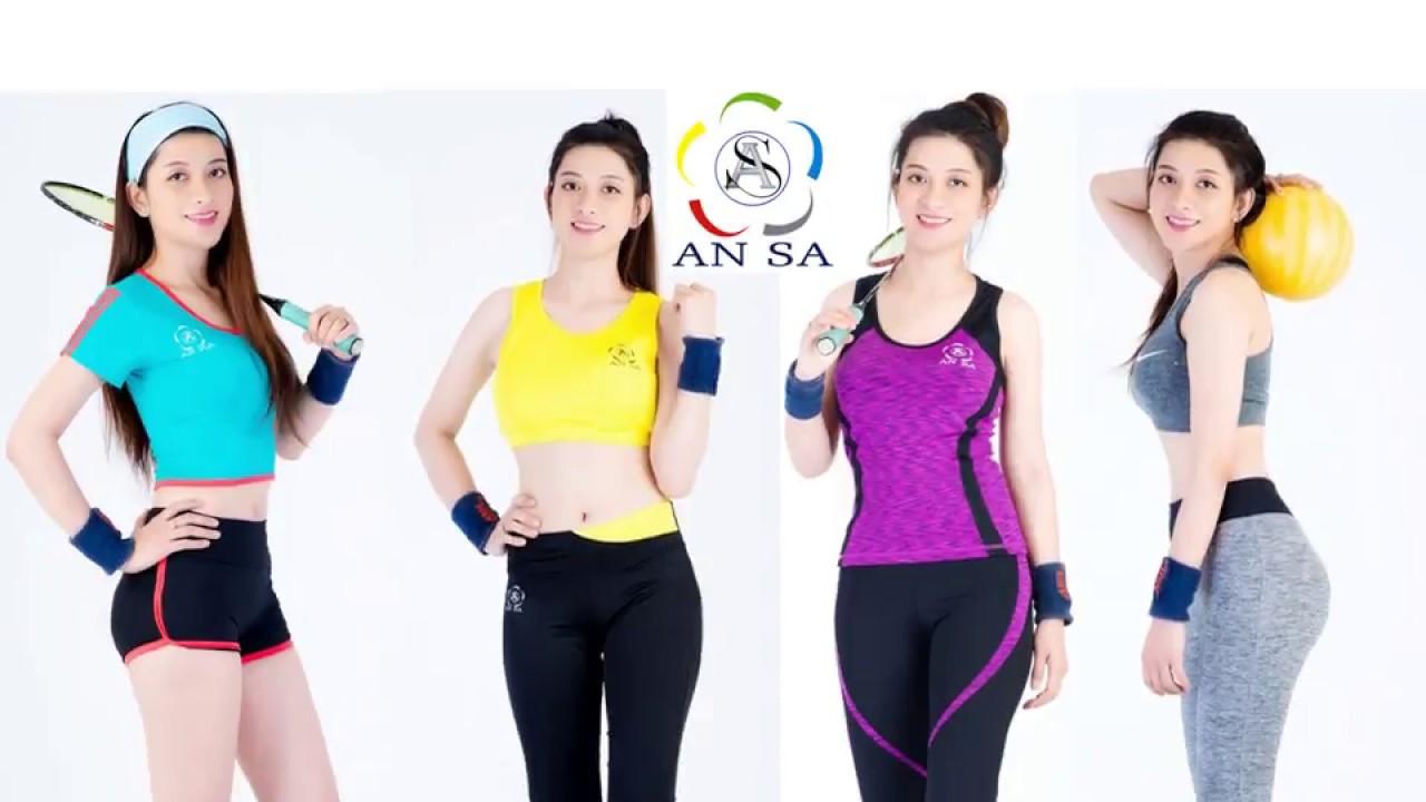 AN SA Sport-Chuyên đồ thể thao, gym, aerobic, yoga chất lượng, giá tốt