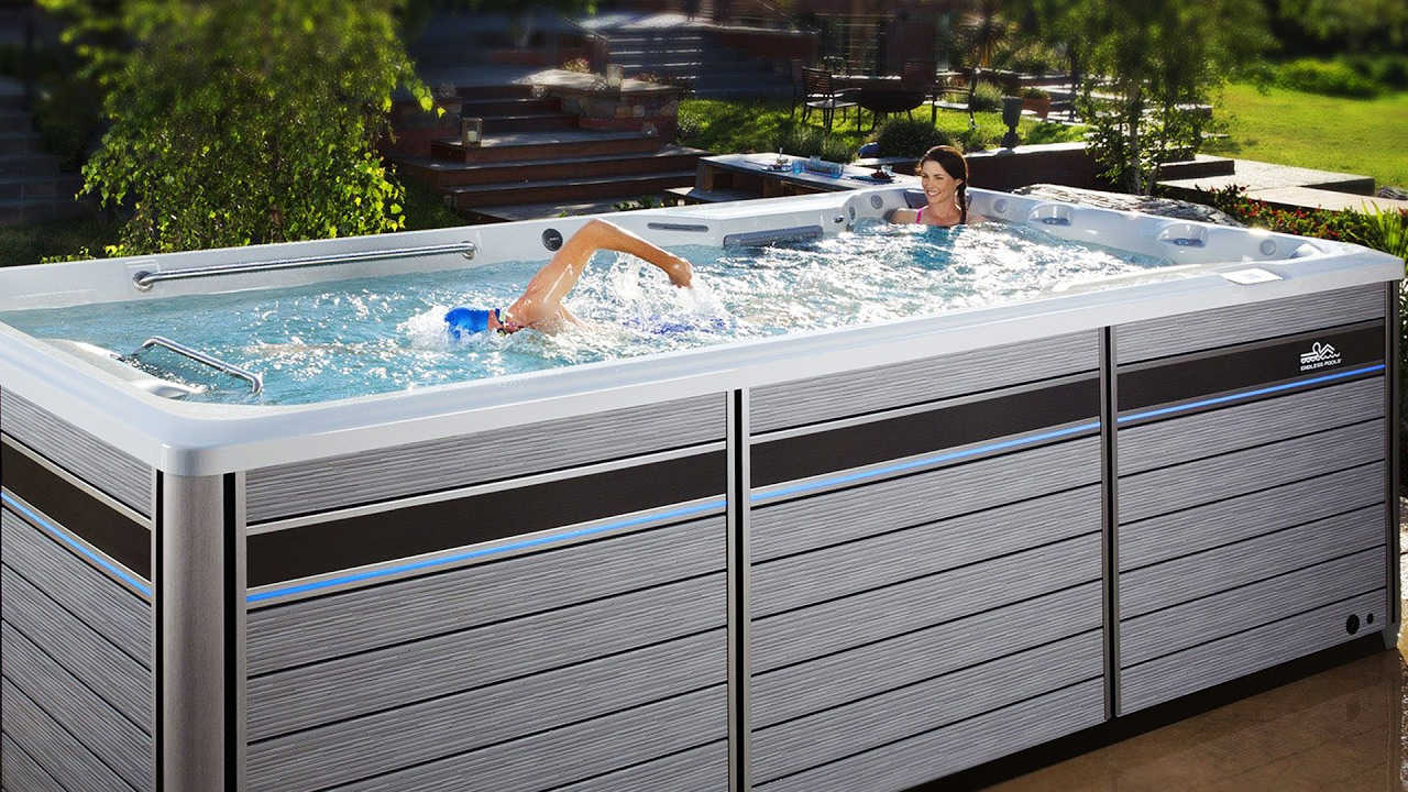 Endless Pools Introduction to Swim Spas