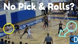 Is This The Future Of Modern Basketball Offense?