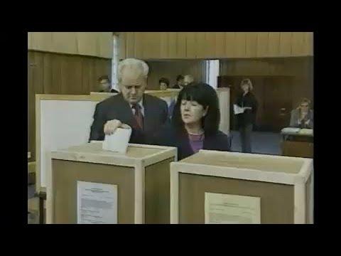 وفاة ميريانا ماركوفيتش أرملة الزعيم الصربي ميلوسوفيتش أحد رموز التطهير العرقي في البوسنة…  - 17:54-2019 / 4 / 15