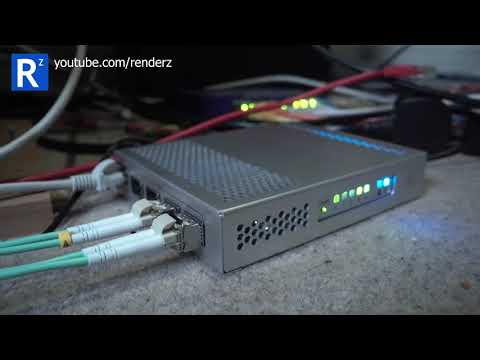 Mikrotik CRS305-1G-4S+in CRS305-1G-4S+in