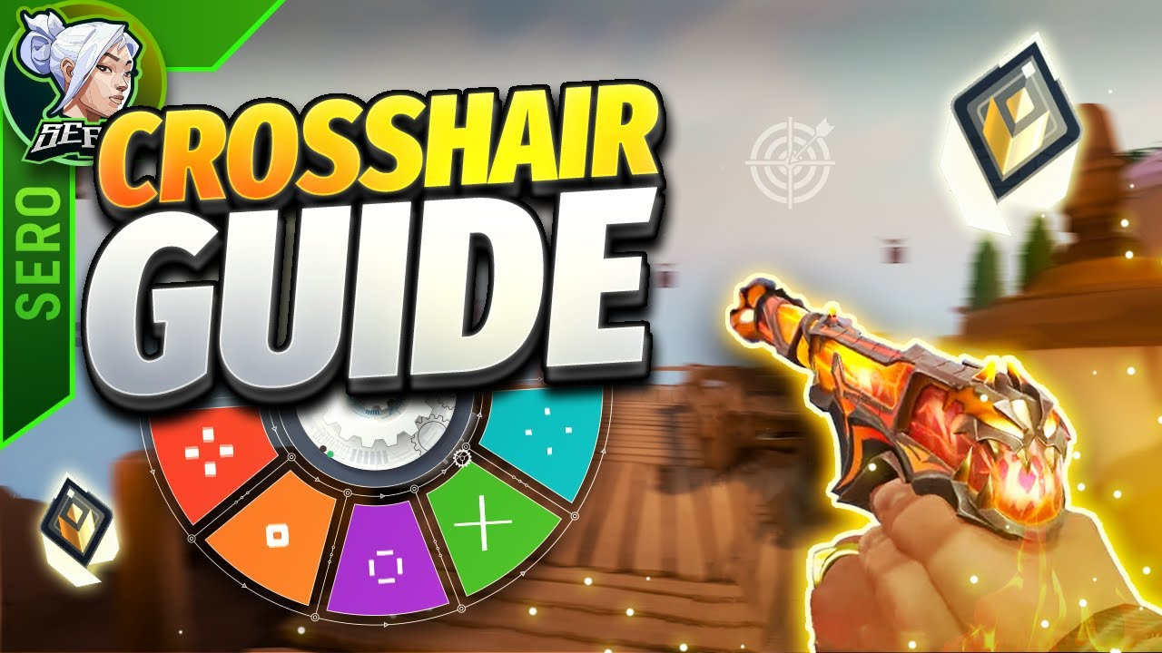 Download Find The PERFECT Crosshair (In-Depth Guide) | Valorant Crosshair Guide
