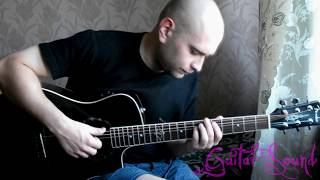Pink Panther Fingerstyle | Acoustic solo  theme + Tab