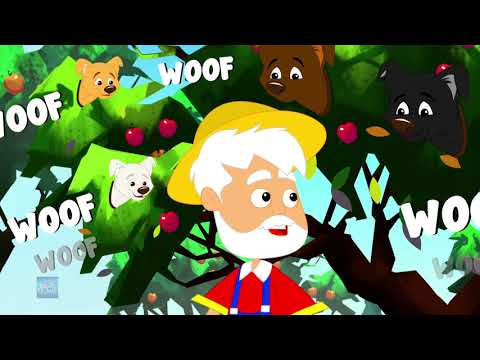 Old MacDonald Had A Farm | Nursery Rhymes Songs For Children | Baby Song