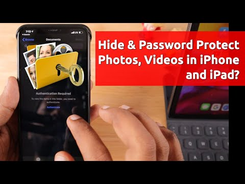 How to password protect your private photos on iPhone | The iPhone FAQ