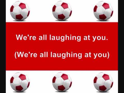 Liverpool FC Chants - The Virgil Van Dijk Everton Song - With Lyrics