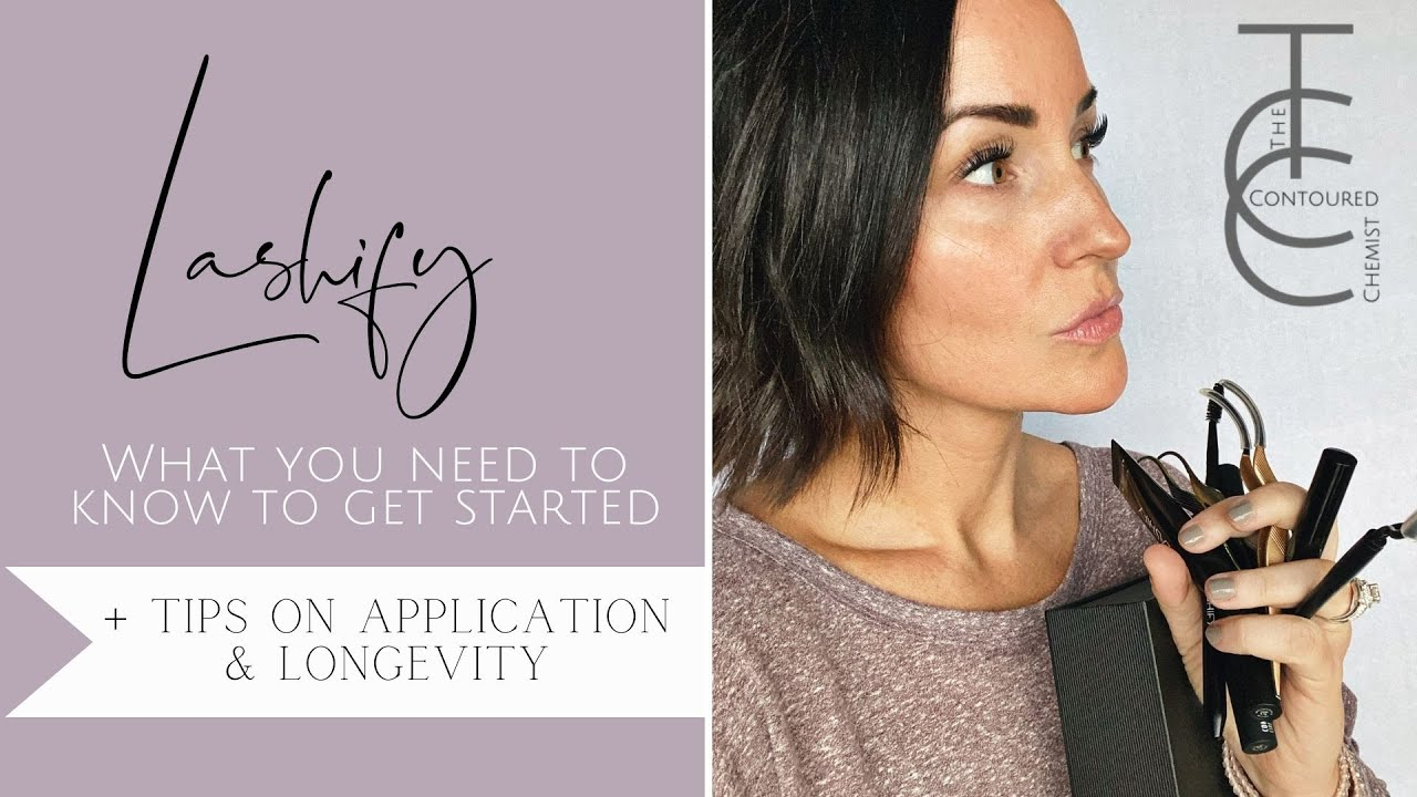 Lashify lashes: What you Need to Know to Get Started, plus Application & Longevity Tips