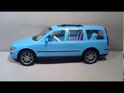 Barbie Volvo Car For On Ebay With Baby Sounds Seat Sold