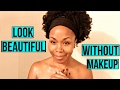 How to Look Beautiful WITHOUT MAKEUP || CLEAR, GLOWING SKIN in ANY Season