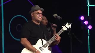 In Jesus name with Israel Houghton at citylife church