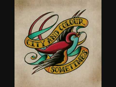 City and Colour -Day Old Hate