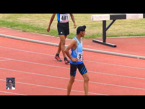 800m Run: FINAL. 13th NATIONAL FEDERATION CUP Jr. ATHLETICS CHAMPIONSHIPS-2015