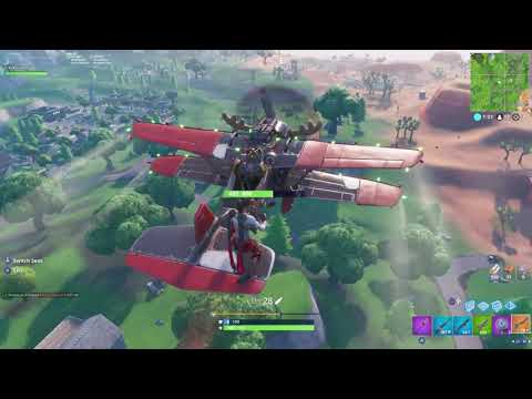 This is insane (Fortnite Battle Royale)