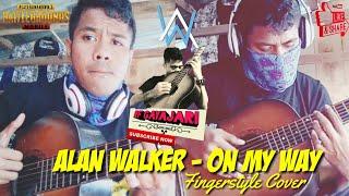 On My Way - Alan Walker ft Sabrina Carpenter & Farruko Fingerstyle Cover