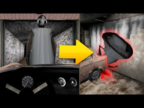 Аccident With Granny Into Ending Scene With Car In Granny 1.5