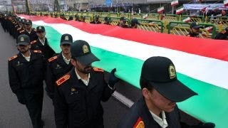 Iran launches ships into Strait of Hormuz