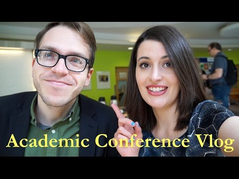 Academic Conference Vlog: Remaking Myth