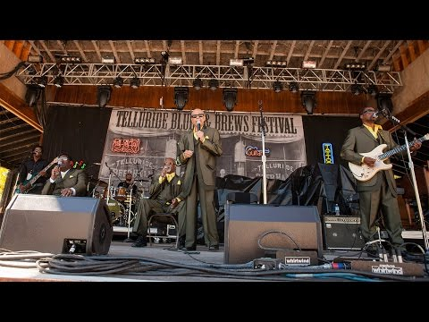 The Blind Boys of Alabama | Live at Telluride Blues & Brews Festival