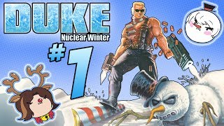 Duke Nukem Nuclear Winter: Bubblegum - PART 1 - Steam Train