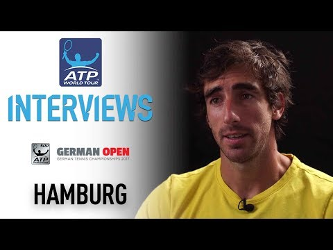 Cuevas Looks Ahead To Hamburg 2017