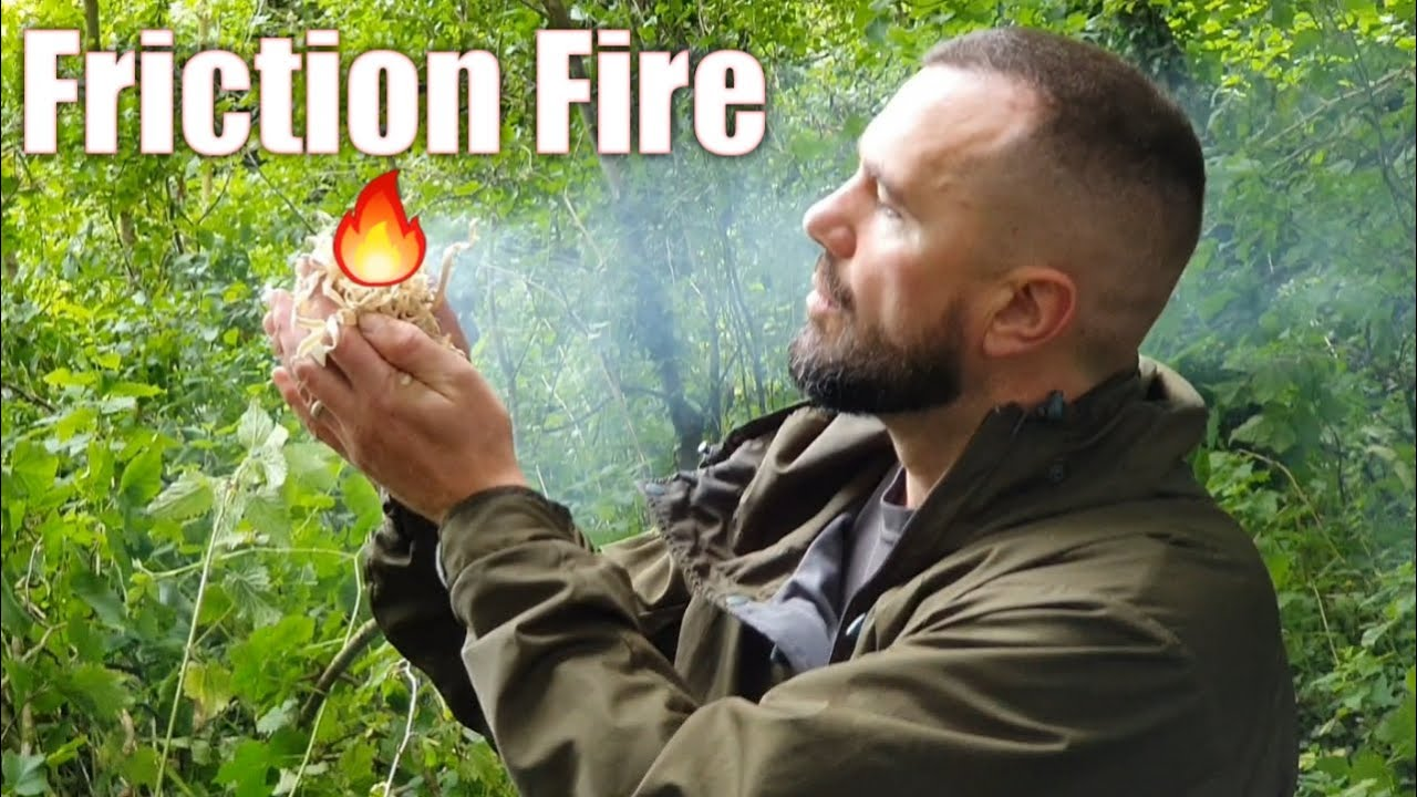 Friction Fire with Pioneer Bushcraft | How to bowdrill