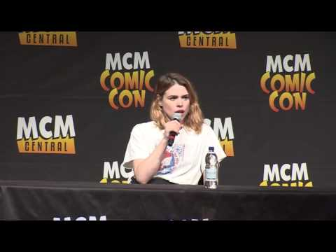 Billie Piper Panel @ MCM Birmingham Comic Con