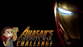 IRON MAN 2008 REVIEW (Movie 1 of 18) #InfinityWarChallenge