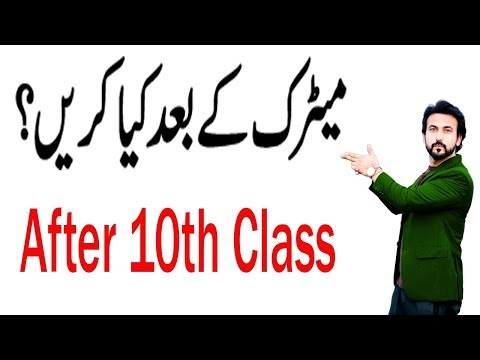What to do after 10th class ? Career options after 10th