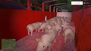 Farm Sim Saturday  HERE PIGGY PIGGY PIGGY pig farming