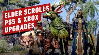 Elder Scrolls Online Next Gen …