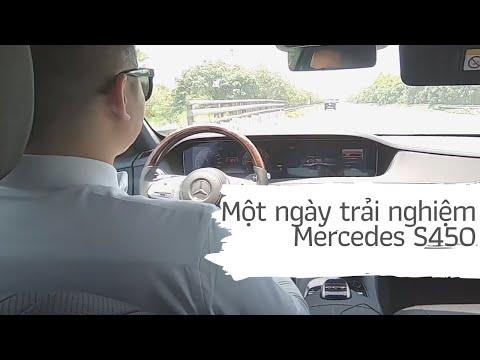 Một Ngày Trải Nghiệm Xe Mercedes S450 2020 và Đánh Giá Các Thay đổi Mới Trên S450 -1