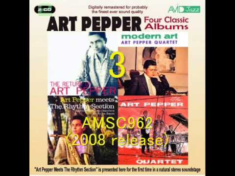 You D Be So Nice To Come Home To Art Pepper