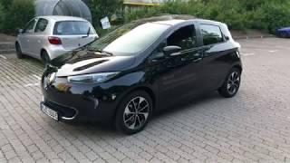 Impresii Renault Zoe - Primul meu contact cu o masina electrica