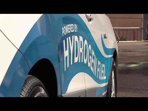 Future cars may rely on hydrogen fuel cells