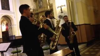 Tango Virtuoso – Thierry Escaich / Cuarteto SQ4
