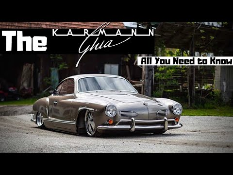 All You Need To Know About The Karmann Ghia