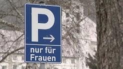 Frauenparkplätze: Mann klagt wegen Diskriminierung