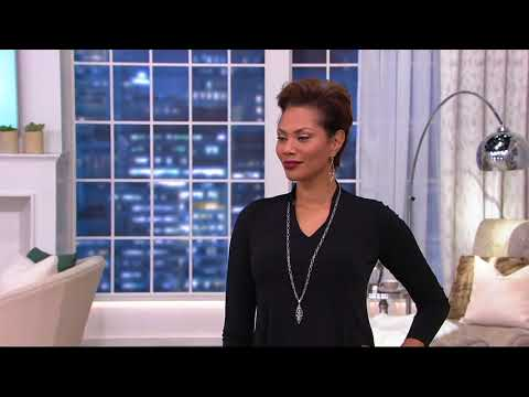 Carolyn Pollack Sterling Silver Country Couture Cuff, Enhancer or Earrings on QVC