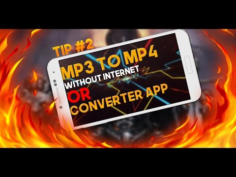 Tip #2 : How to Convert mp4 to mp3 Without Internet or Converter App