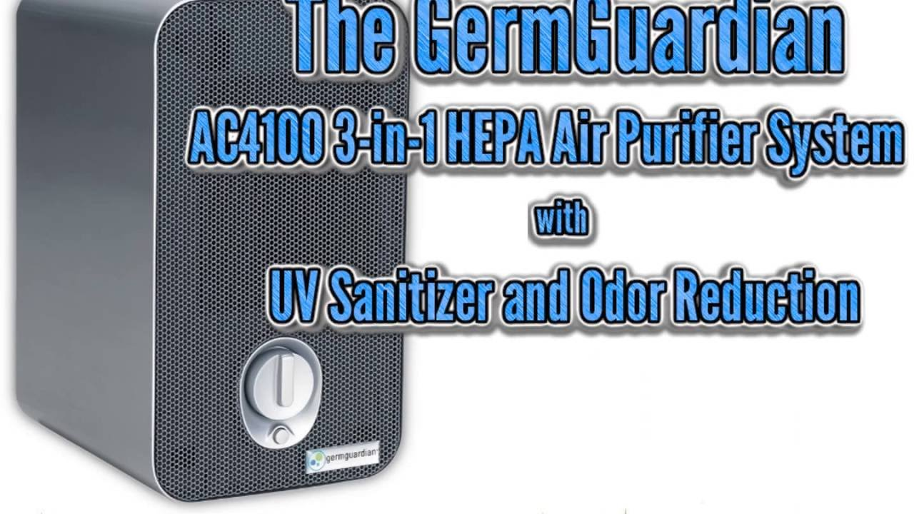 ac4100 3in1 air purifier review