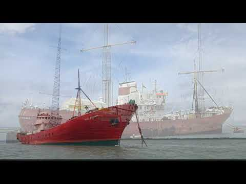 Radio Caroline Jingles on Ross Revenge