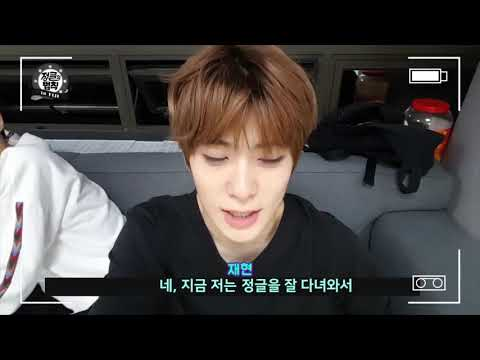 Law Of The Jungle in Fiji - Self Cam Jaehyun NCT127
