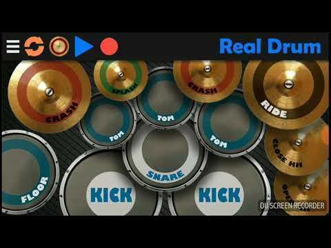 Real drum - Lagu sexy (kapten)