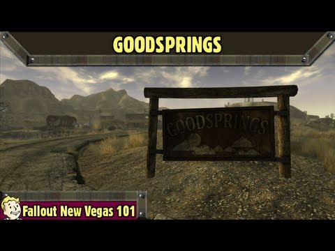 fallout new vegas starting guide