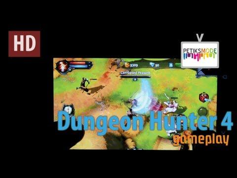 Dungeon Hunter 4 Gameplay - Blademaster